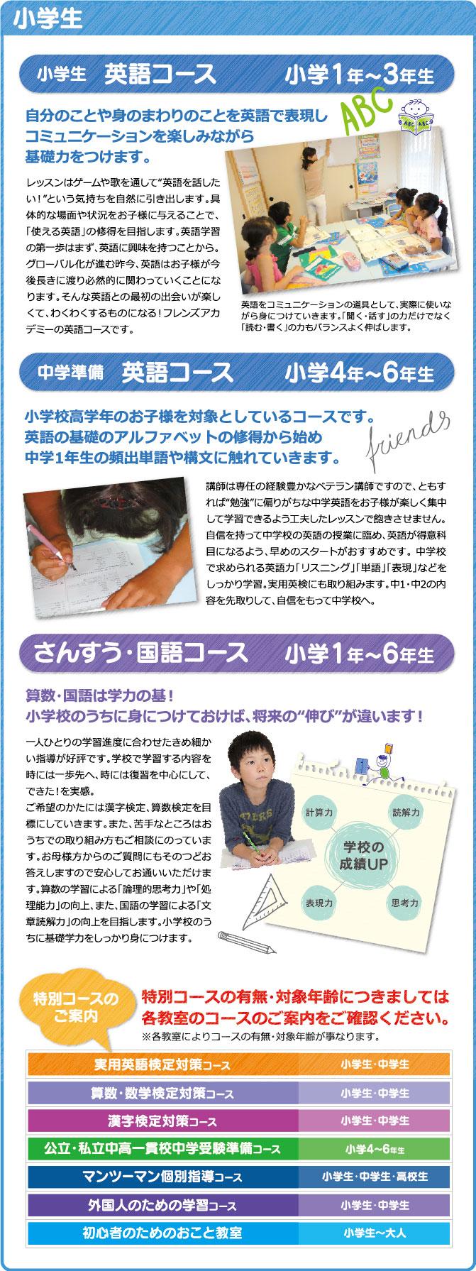 Elementaryschoolcourse